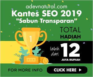 ADEV Natural SEO Contest 2019